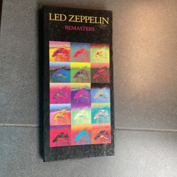 LED ZEPPELIN remasters 3 CD set for Sale in Portland,  OR