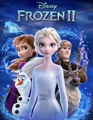 Frozen II digital movie code for Sale in Mount Prospect, IL
