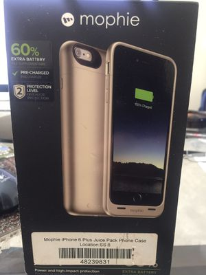 Mophie Juice Pack for Sale in Rancho Cucamonga, CA