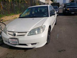 2004 Honda Civic vp for Sale in Los Angeles, CA