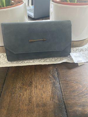 New Minicci leather wallet for Sale in Visalia, CA