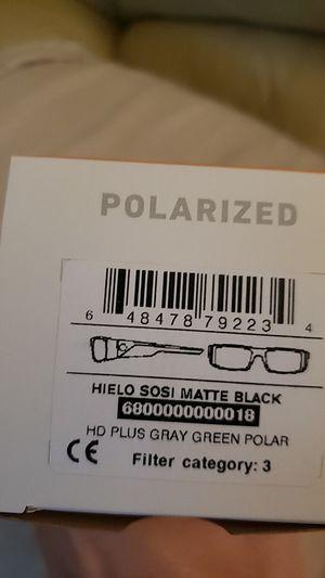 Spy Hielo SOSI Matte Black Sunglasses for Sale in Bellevue, WA