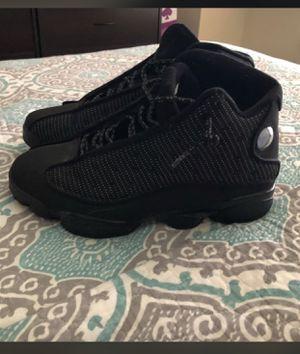 Jordan Retro 13 black cats size 10 for Sale in Katy, TX