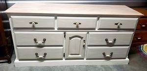 Gorgeous Dresser #mediacenter #solidwood #lowboy #changingtable for Sale in La Mesa, CA