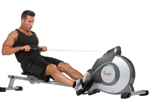 MAGNETIC ROWING MACHINE ROWER W/ LCD MONITOR, new for Sale in Lexington, KY