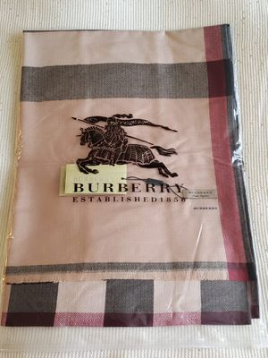 Burberry Scarf for Sale in Kent, WA
