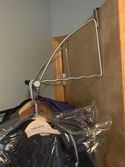 Over The Door Clothing Rack for Sale in East Rutherford,  NJ