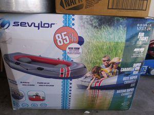 Sevylor inflatable boat for Sale in Glendale, AZ