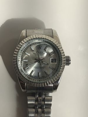 Women's Silver Colored Designer Watch for Sale in Stockbridge, GA