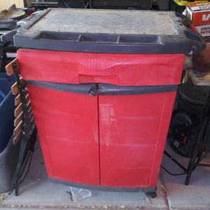 Standing Tool Box for Sale in Goodyear, AZ