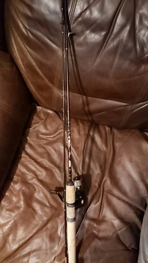 Spider stinger fishing rod and reel for Sale in Portland, OR
