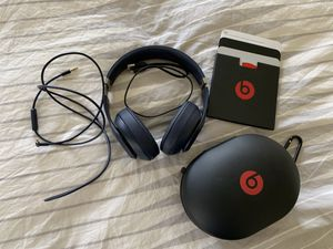 Beats Studio 3 noise canceling wireless headphones for Sale in Riverview, FL