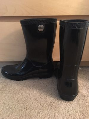 Ladies UGG rain boots for Sale in Virginia Beach, VA