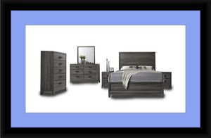 11pc Kate bedroom set with mattress for Sale in Riverdale Park, MD