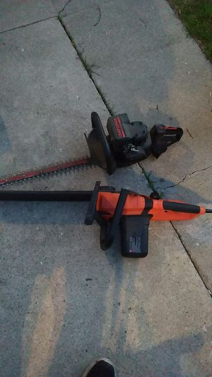 Tree trimmer and saw for Sale in Inglewood, CA