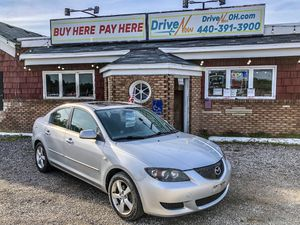 2006 Mazda 3 Cold AC! - Passes Echeck! - Drive Now $1,000 Down - $4000 for Sale in Madison, OH