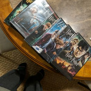Harry Potter DVDs - Movies 2 Thru 8 for Sale in Newport Beach, CA