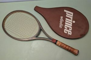 "Vintage Prince Graphite ""Woodie"" Tennis Racket for Sale in Midlothian, VA"