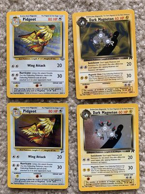 Pokémon cards. $40 obo for Sale in Arlington, VA