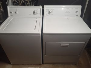 Kenmore Washer & Electric Dryer for Sale in San Antonio, TX