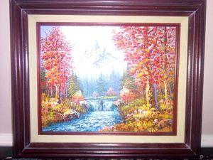 "Original Oil Painting by Morgan- Landscape- 8x10"" for Sale in Lorton, VA"