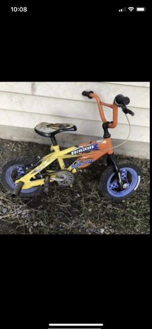 "12"" wheels: Racer X kids mongoose bike for Sale in Mead, WA"