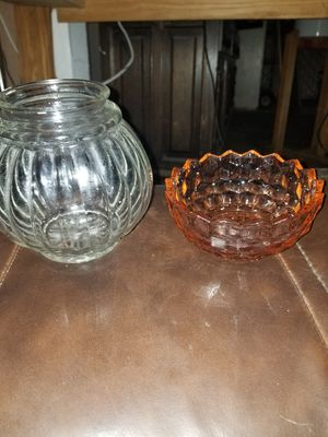 Decorative glass bowls for Sale in Santa Ana, CA