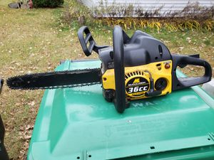 McCulloch chainsaw for Sale in Coon Rapids, MN