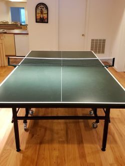 Prince Tournament Indoor Table Tennis Table/ Ping-pong Table for Sale in Bethesda,  MD