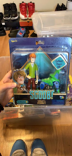 Scooby doo toy for Sale in Tampa, FL