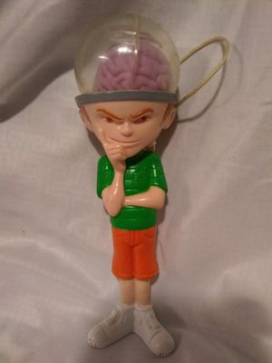 Vintage brain Ball action figure 1996 fcn toy for Sale in Fenton, MO