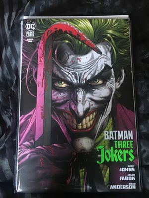Batman: Three Jokers #1 for Sale in Richmond, CA