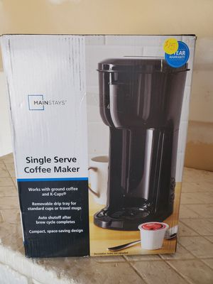 New single serve coffee maker for Sale in Riverside, CA