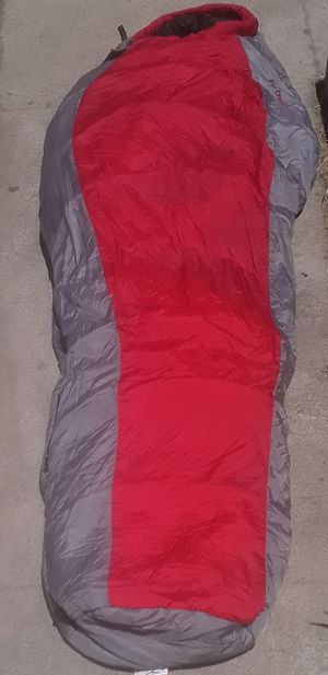 Sleeping bag Mountain Alps 0 degree sleeping bag mummy Style for Sale in Bakersfield, CA