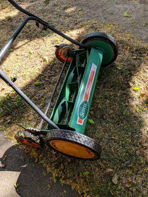 Scott brand push lawn mower. for Sale in Portland, OR