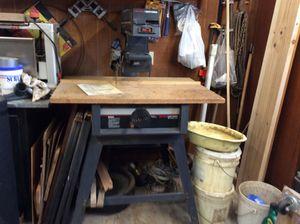Craftsman Radial Arm Saw for Sale in Hublersburg, PA