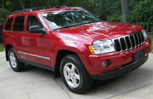Urgent O5 Jeep Grand Cherokee/ For Sale * for Sale in Washington, DC