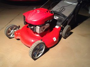Troy Bilt 6.75 hp Lawn Mower for Sale in Mesa, AZ