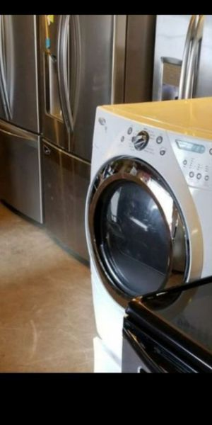 🌹🌻!!BLOW OUT !!Sale store full of nice reconditioned refrigerator washer dryer stove stackable+financing available and delivery free warranty for Sale in Seattle, WA