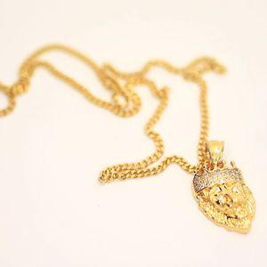 Gold Finish King Pendant for Sale in Dallas, TX