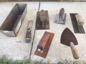 Concrete tools for Sale in Fresno, CA