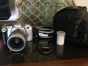 Nikon N55 Camera w/ Carrying Case and film for Sale in North Royalton, OH