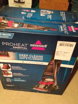 Bissell Proheat Essential Rug Shampooer for Sale in Rockford,  IL