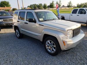 2009 Jeep Liberty 4x4 Limited for Sale in Piney Flats, TN