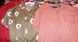 Mens Clothes size XL and XXL shirts and Jeans size 36x30 - Entire wardrobe for sale cheap for Sale in Tampa, FL