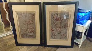 Art, 2 for 60 for Sale in Orlando, FL