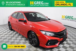 2017 Honda Civic Hatchback for Sale in Orlando, FL