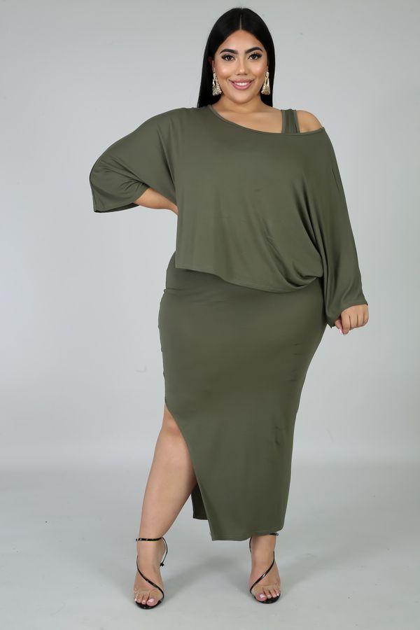 Maxi dresses plus size