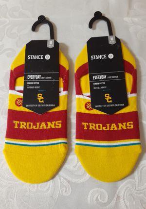 Men's Stance USC Trojans Super Invisible Socks for Sale in Chula Vista, CA