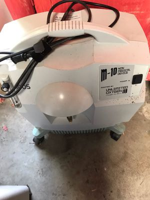 Oxygenator (two available) $100 for Sale in Long Beach, CA